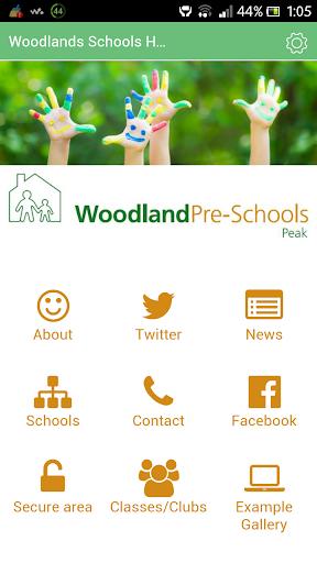 Woodland Pre-Schools