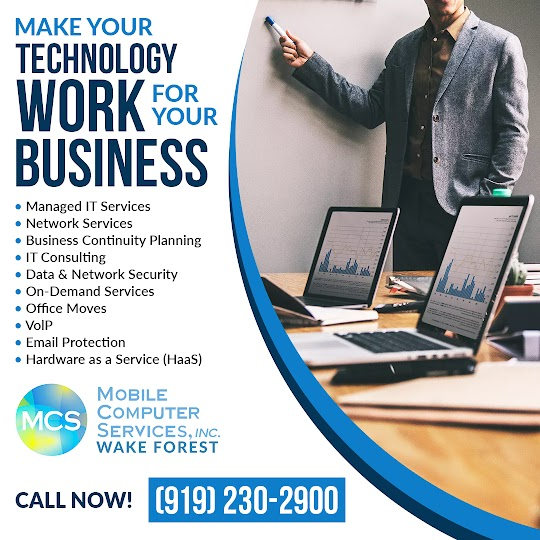 managed it services wake forest