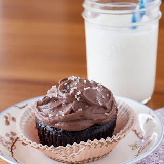 1-2-3 Chocolate Cupcakes (Vegan, Gluten-Free, Corn-Free)