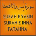 Surah Yasin & Innafatahna icon