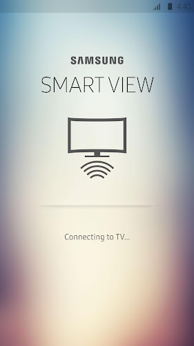 Samsung Smart View Android App Screenshot