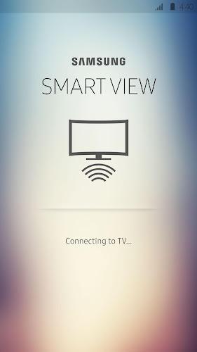 Samsung Smart View Android App Screenshot