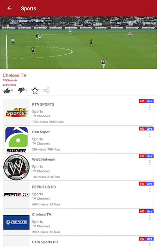 iTel TV - Watch Everything anywhere 1.09942 screenshots 21