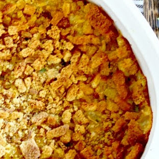 Squash Casserole Without Eggs Recipes
