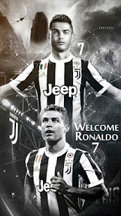 Download Cristiano Ronaldo Juventus Wallpapers Hd Apk Latest Version