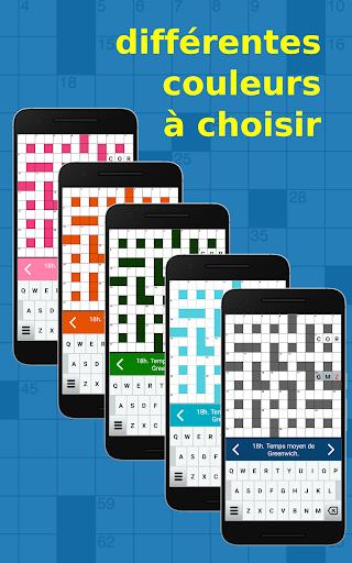 Code Triche Mots Croisu00e9s APK MOD screenshots 5