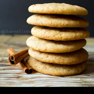 Soft & Chewy Snickerdoodle Cookies