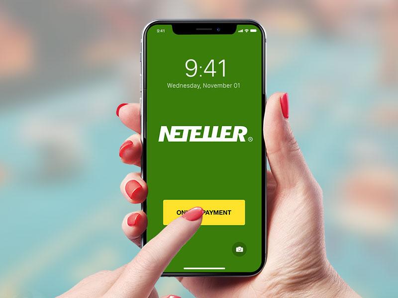 Tạo tài khoản Neteller giúp bạn thanh toán trực tuyến cực dễ dàng
