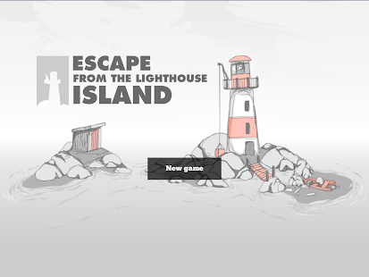 Escape the Lighthouse Island- screenshot thumbnail