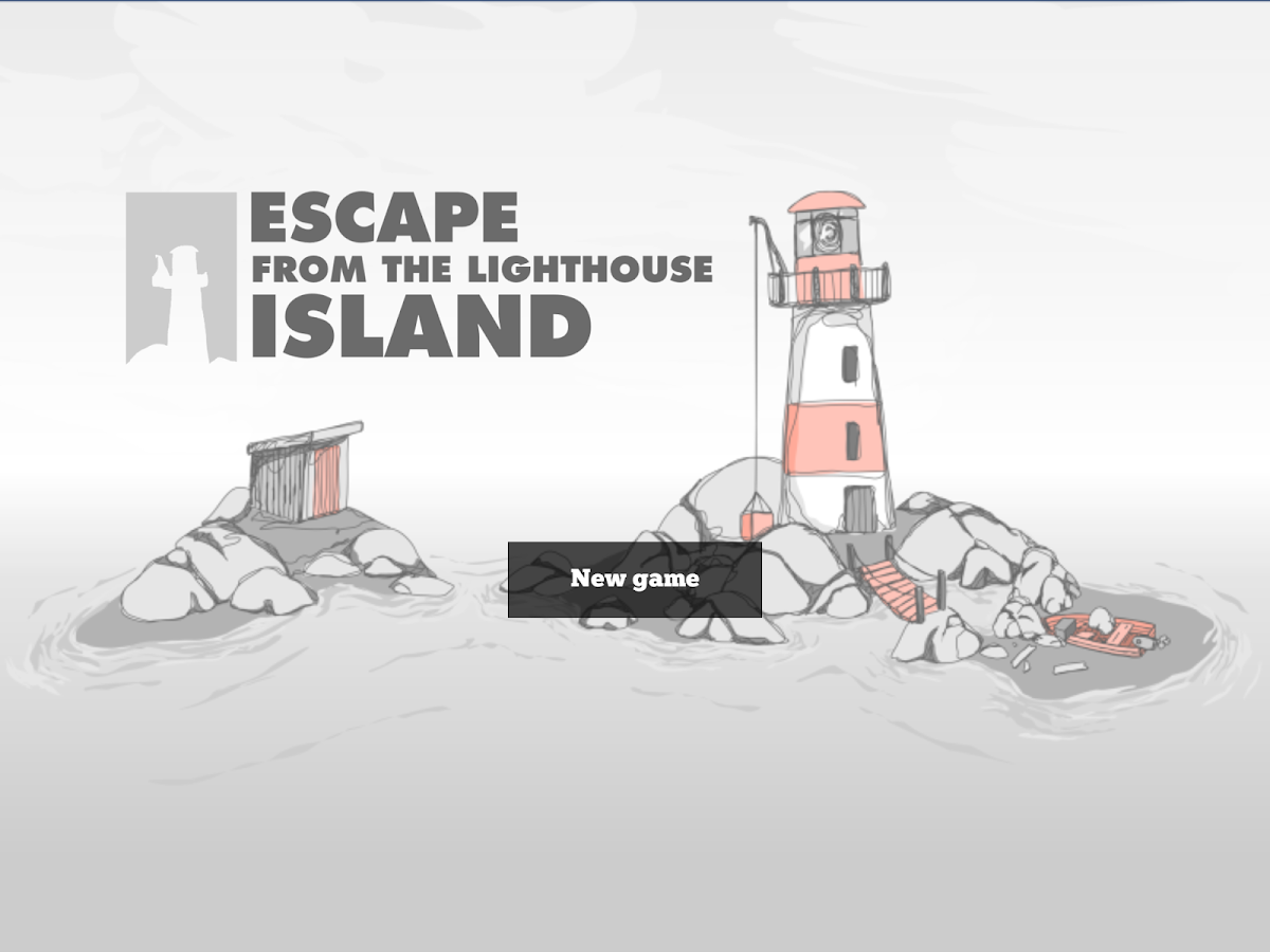 Escape the Lighthouse Island- screenshot