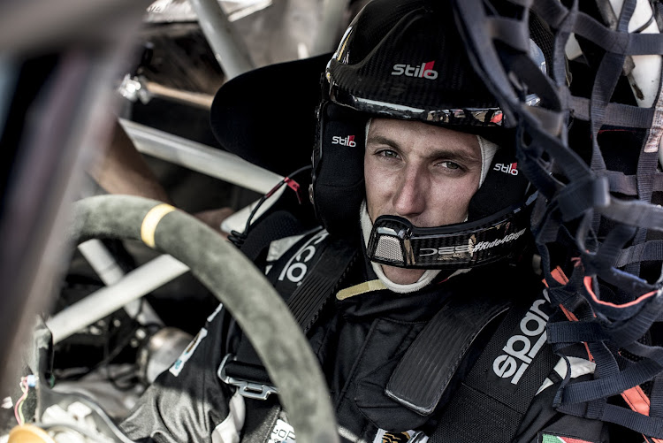 Ashley Haigh-Smith will uphold SA hopes in the RX2 category this weekend. Picture: SUPPLIED