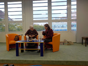 Photo: Česko - rakouské literární čtení  Tschechisch – österreichische Literaturlesung