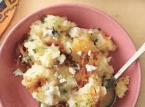 Mashed Potatoes,caramelized Onions & Guyere Cheese Recipe
