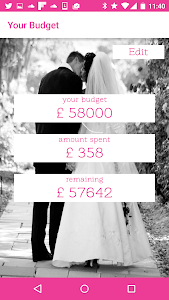 My Wedding Planner screenshot 6