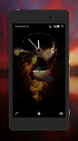 android Fever XpeRian Theme Screenshot 1