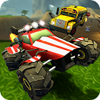 Crash Drive 2:Racing 3D multi icon