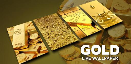 Zlato Zive Pozadine Aplikaciјe Na Google Play U