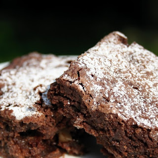 Nutty Peanut Caramel Brownies