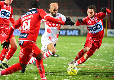 Gaëtan Hendrickx pourrait quitter le Sporting de Charleroi