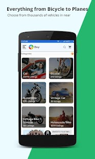 Droom: Used & New Cars & Bikes- screenshot thumbnail