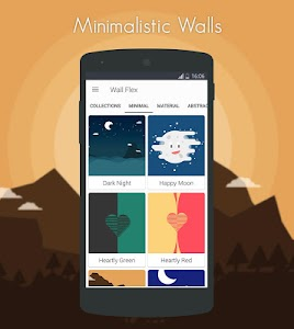 Material Wallpapers - WallFlex screenshot 5