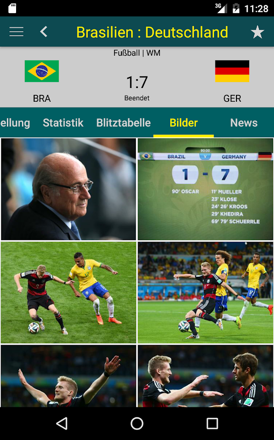 sport.de- screenshot