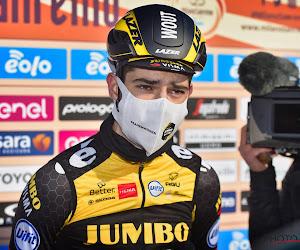 Wout van Aert reageert op uitstel Parijs-Roubaix en kondigt meteen aanpassing van zijn programma aan