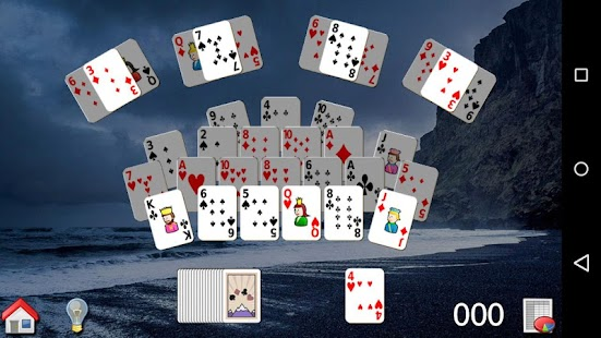 All-Peaks Solitaire FREE- screenshot thumbnail