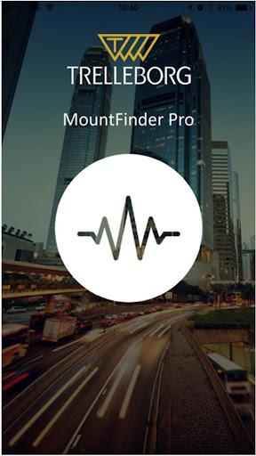 Trelleborg MountFinder Pro