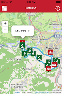 Itineraris Manresa- screenshot thumbnail