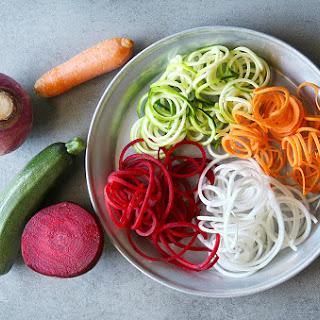 5 Veggies That Make Awesome Pasta Substitutes Recipe