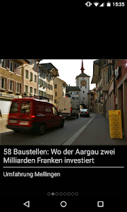 az Aargauer Zeitung News screenshot 3