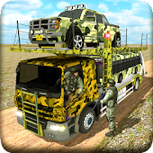 OffRoad US Army Transport Truck Simulator 2017