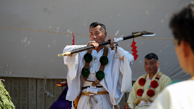 Photo: 平成27年度 9月28日 秋季大祭
