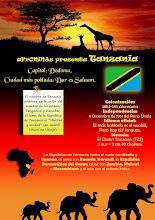 Photo: Un país de África: Tanzania