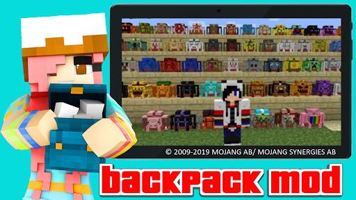 Backpack mod apkmr screenshots 5