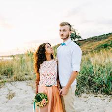 Wedding photographer Aleksandra Skripchenko (sanjas). Photo of 01.08.2018