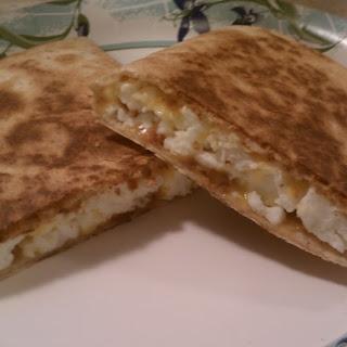 Bacon, Egg & Cheese Breakfast Quesadilla