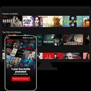 Netflix screen mirroring