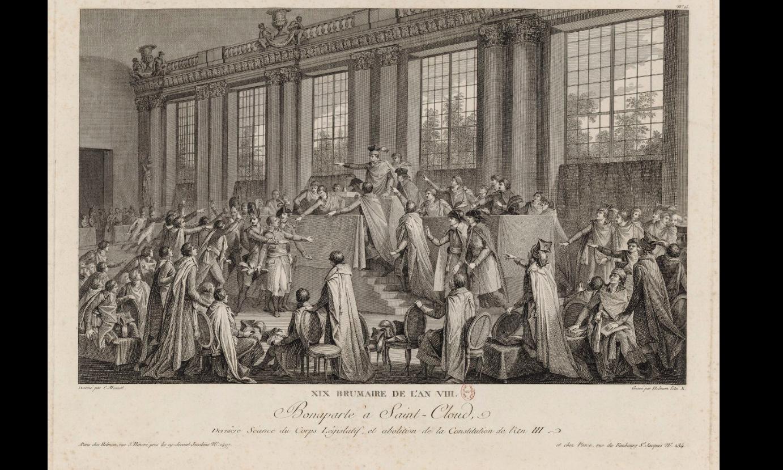 Le mythe des poignards avec Napoléon