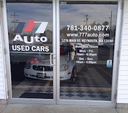 Photo: 777 Auto LLC in Weymouth, MA proudly displaying their BBB Accreditation