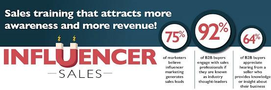 Influencer Sales Web Series - April, 2020