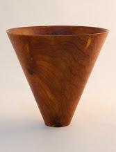 "Photo: Phil Brown - Bowl - 6.75"" x 6.375"" [Red Cedar]"