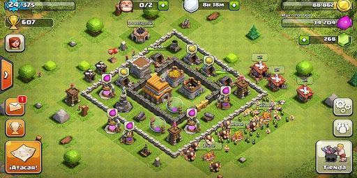 Guide  clash-of-clans 1.1.4 screenshots 2