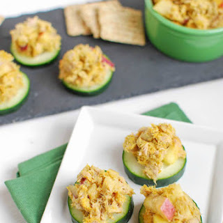 Curried Tuna Salad with Apples