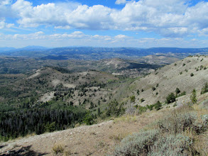 Photo: Northerly view from Cat Peak