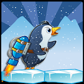 Super Penguin: tilt igloo
