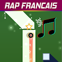 Rap Francais Song Dancing Lines Game icon