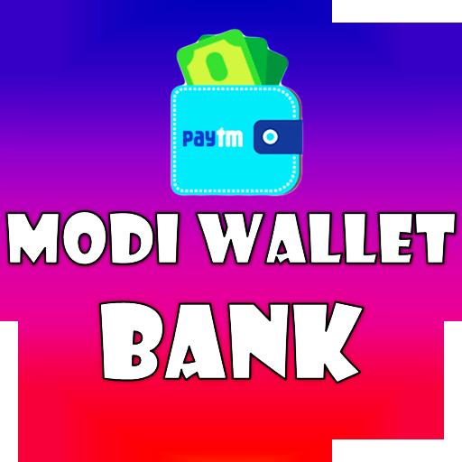 Modi Wallet Bank - Free Paytm Cash