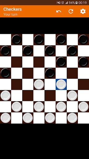 免費下載棋類遊戲APP Checkers, 跳棋 app開箱文 APP開箱王